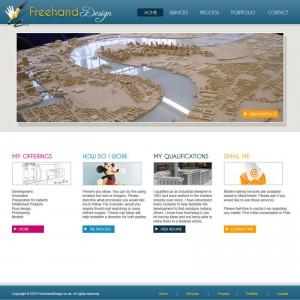 PHWeb Sample Website